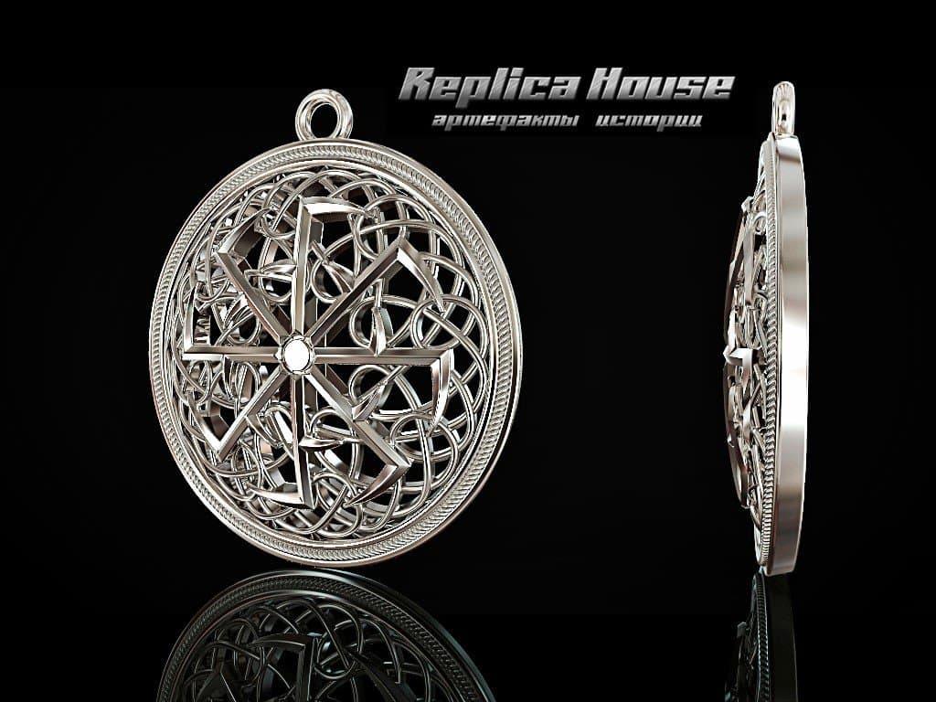 Новая модель Светоч, прототип в серебре