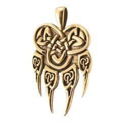 Символ печать Велеса подвеска