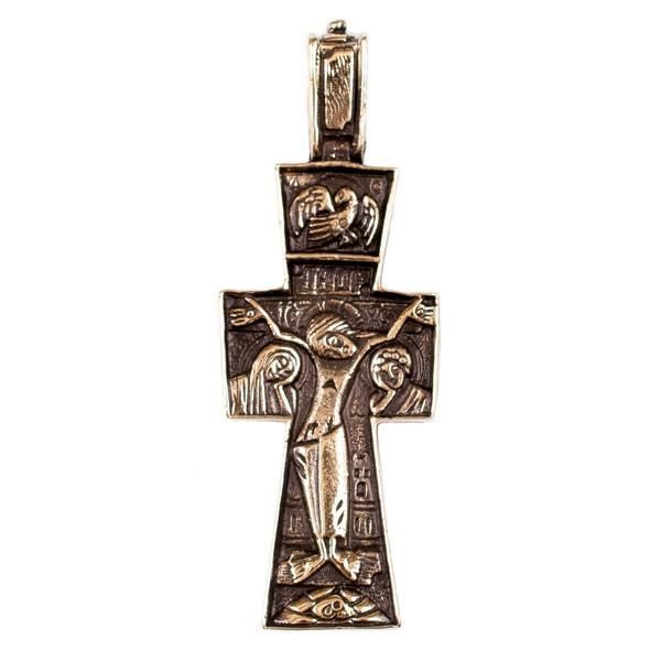 Православные украшения Крест древний кулон RH_00462-min.jpg