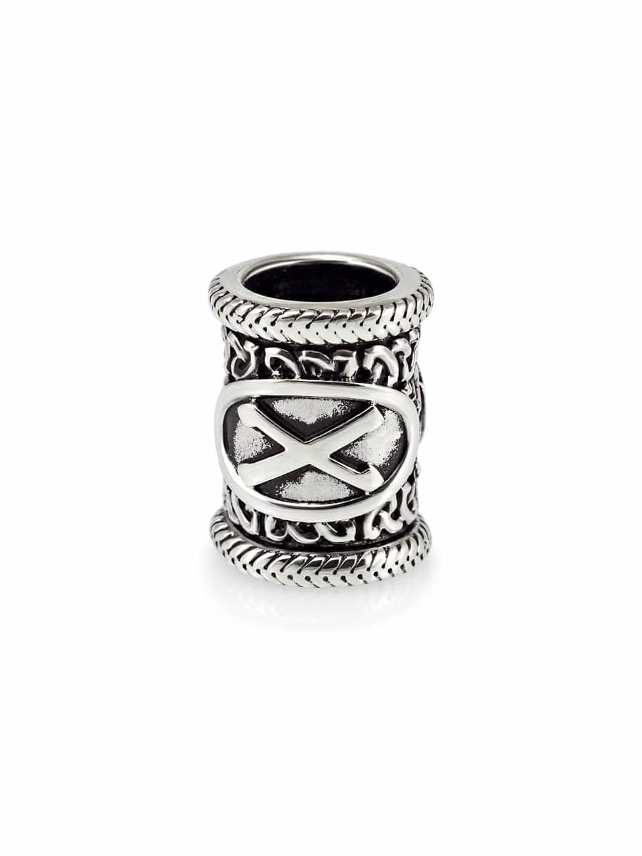 Серебряные шармы Шарм Гебо из серебра runa-gebo-iz-serebra-925-probi-900-1200-foto1.jpg
