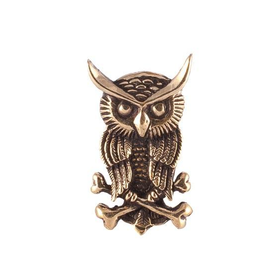 Авторские украшения Кулон в виде совы sova-fashion-podveska.jpg