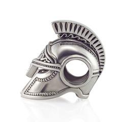 Спартанский серебряный шлем