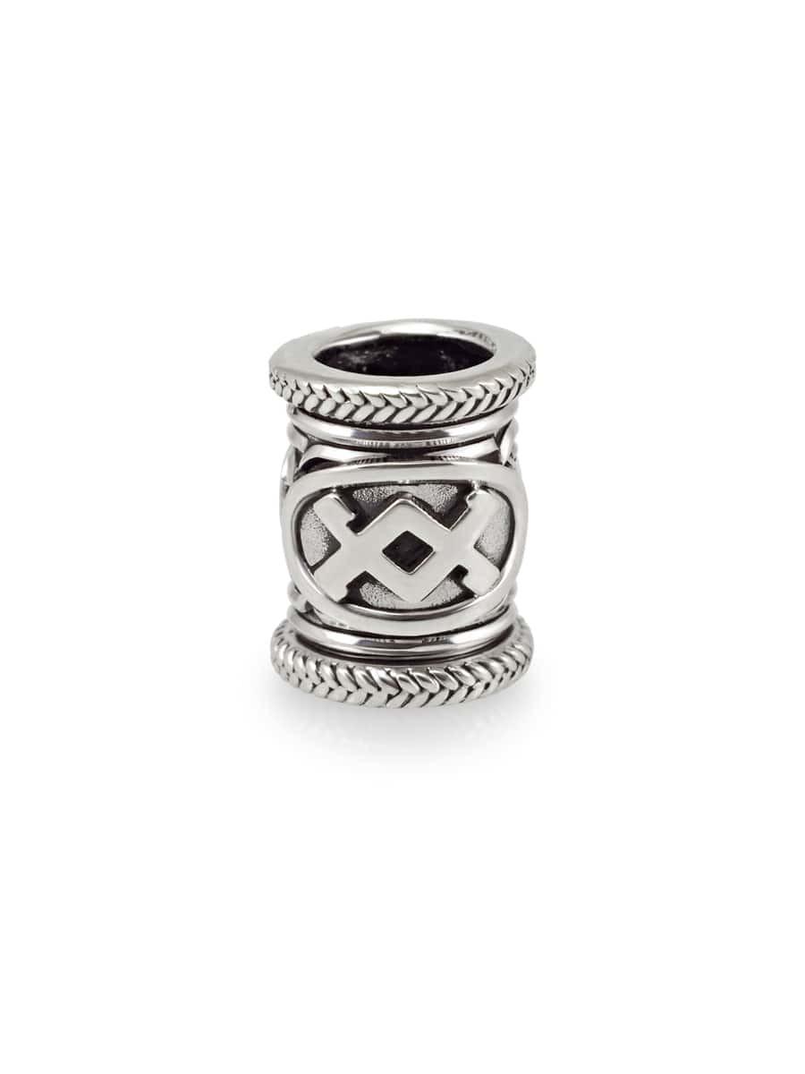 Серебряные шармы Шарм Ингуз из серебра runa-inguz-iz-serebra-925-proby-na-belom-fone-900-1200.jpg