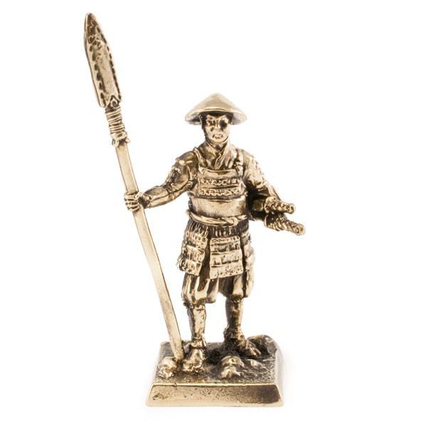 Фигурки солдат Японский пехотинец 16 век yaponskiy-pehotinec-figurka.jpg