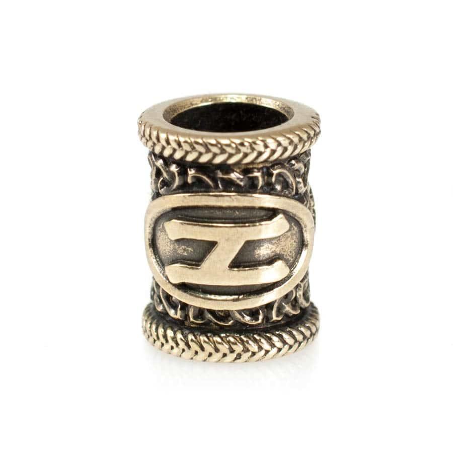 Шармы для браслетов Руна Хагалаз подвеска sharm-runa-hagalaz-iz-bronzy.jpg